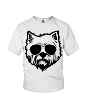 Cute Cairn Terrier Youth T-Shirt tile