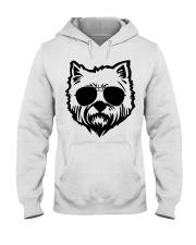 Cute Cairn Terrier Hooded Sweatshirt tile