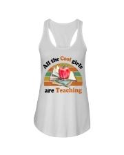 Cool Girls Are Teaching Ladies Flowy Tank thumbnail