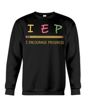 IEP I Encourage Progress Crewneck Sweatshirt tile
