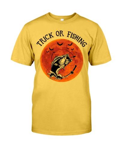 Trick Or Fishing