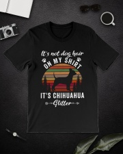 Not Dog Hair Chihuahua Classic T-Shirt lifestyle-mens-crewneck-front-16
