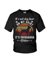 Not Dog Hair Chihuahua Youth T-Shirt thumbnail
