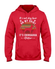 Not Dog Hair Chihuahua Hooded Sweatshirt thumbnail