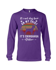 Not Dog Hair Chihuahua Long Sleeve Tee thumbnail