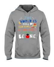 If you can't find - Be one Hooded Sweatshirt tile