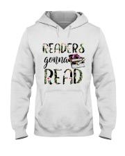 Readers Gonna Read Hooded Sweatshirt tile