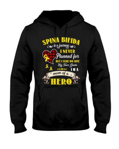 Spina bifida is a journey planned for