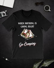 When Nothing Is Going Right Classic T-Shirt lifestyle-mens-crewneck-front-16