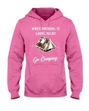 When Nothing Is Going Right Hooded Sweatshirt thumbnail