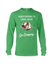 When Nothing Is Going Right Long Sleeve Tee thumbnail