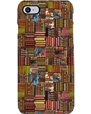 Book Lover all-over shirt Phone Case thumbnail