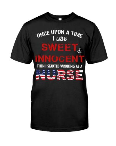 Sweet Innocent Nurse