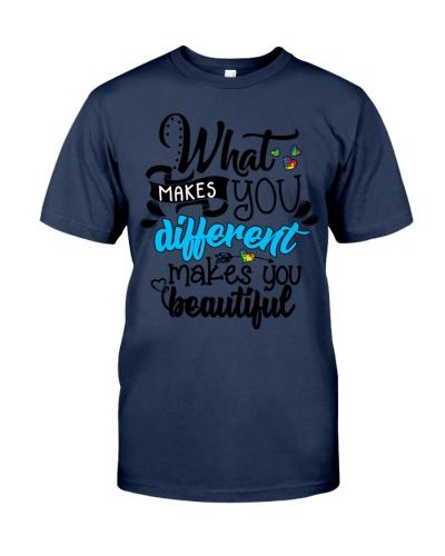 Autism Awareness - Make you beautiful