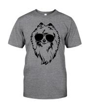 Cute Pomeranian Classic T-Shirt front
