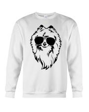 Cute Pomeranian Crewneck Sweatshirt tile