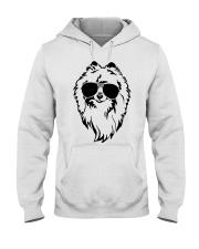 Cute Pomeranian Hooded Sweatshirt tile