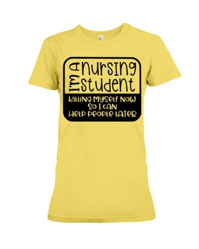 Im A Nursing Student