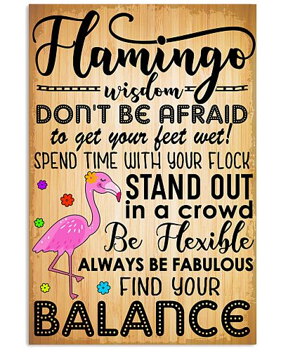 Flamingo Wisdom Shirt