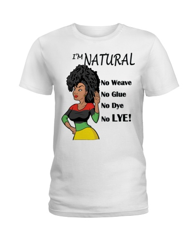 I'm natural