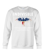 Indivisible If You Dont Believe In Freedom Crewneck Sweatshirt thumbnail