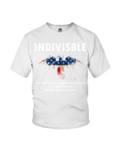Indivisible If You Dont Believe In Freedom Youth T-Shirt thumbnail