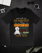 Mess with my grandchild Classic T-Shirt lifestyle-mens-crewneck-front-16