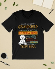 Mess with my grandchild Classic T-Shirt lifestyle-mens-crewneck-front-19