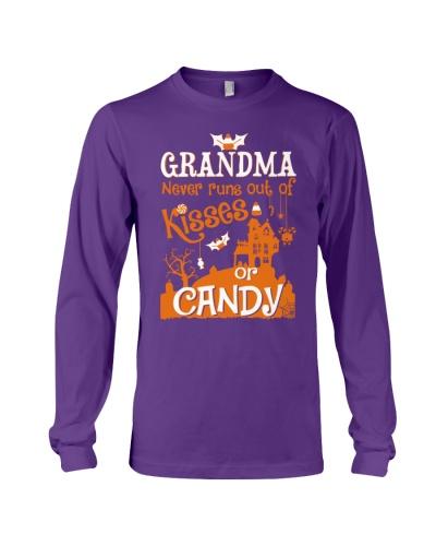 Grandma Never Runs Out Of Kisses
