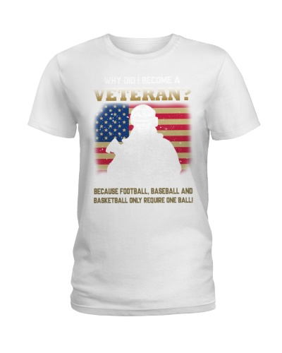 Why did I become a Veteran - Limited Edition
