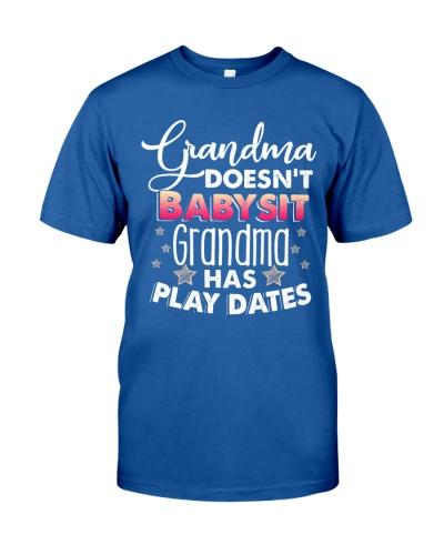 Grandma Doesn't Babysit