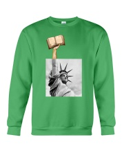 I'm Bookaholic Crewneck Sweatshirt thumbnail