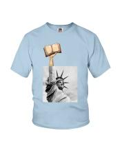 I'm Bookaholic Youth T-Shirt thumbnail