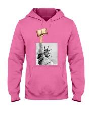 I'm Bookaholic Hooded Sweatshirt thumbnail