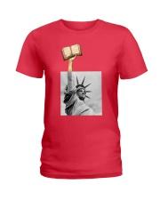 I'm Bookaholic Ladies T-Shirt thumbnail