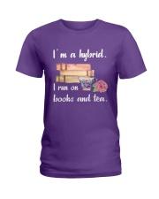 I'm a hybrid Ladies T-Shirt thumbnail