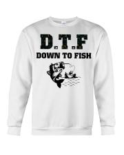 DTF Crewneck Sweatshirt thumbnail