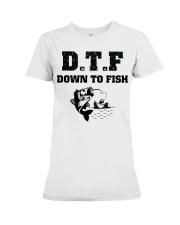 DTF Premium Fit Ladies Tee thumbnail