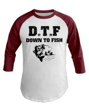DTF Baseball Tee front