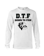 DTF Long Sleeve Tee thumbnail