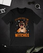 Hocus Pocus Time Witches Classic T-Shirt lifestyle-mens-crewneck-front-16