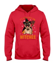 Hocus Pocus Time Witches Hooded Sweatshirt thumbnail
