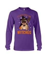 Hocus Pocus Time Witches Long Sleeve Tee thumbnail