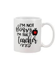 I am not bossy Funny Teacher  Mug thumbnail