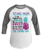 Texas Mom Baseball Tee thumbnail