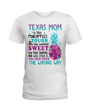 Texas Mom Ladies T-Shirt thumbnail