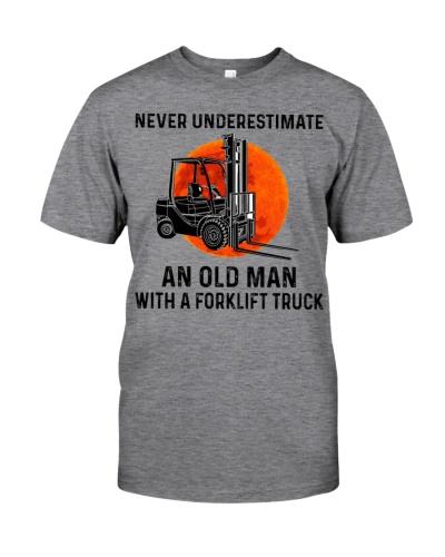 Never underestimate forklift truck
