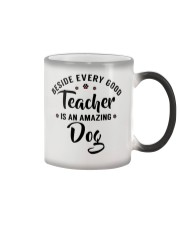 She believed she could but she was really tired Color Changing Mug thumbnail