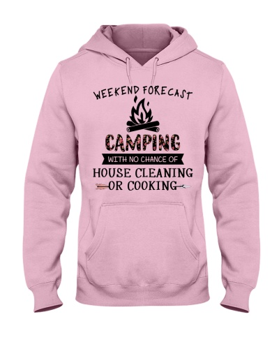 Weekend forecast - Camping