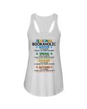 Seasonal Bookaholic Ladies Flowy Tank thumbnail